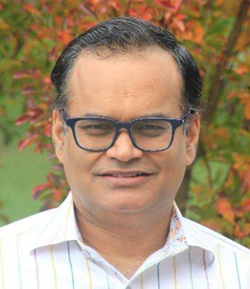 Mr. Ashish Jaiman