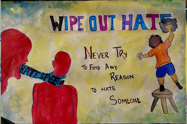 Afri Ismat Painting