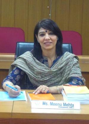 Ms. Meenu Mehta