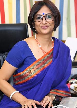 Ms. Supriti Chauhan