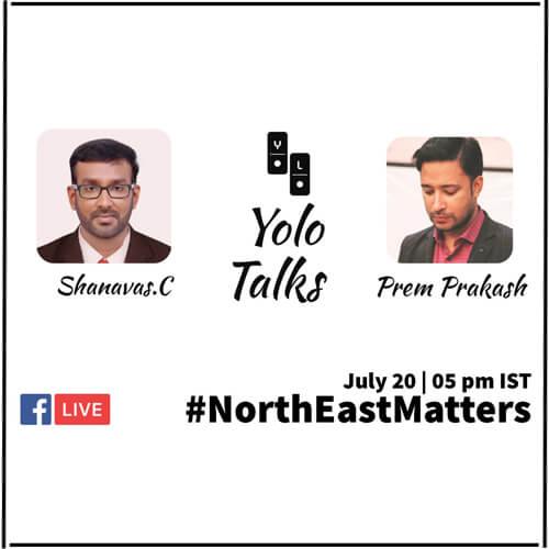 North East Matters: Mr. Shanavas (IAS)